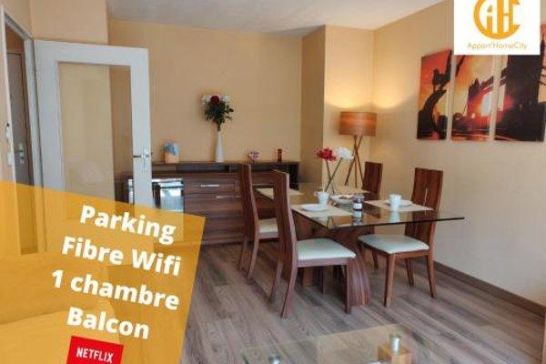 Appartement Rue de Lessard - 19