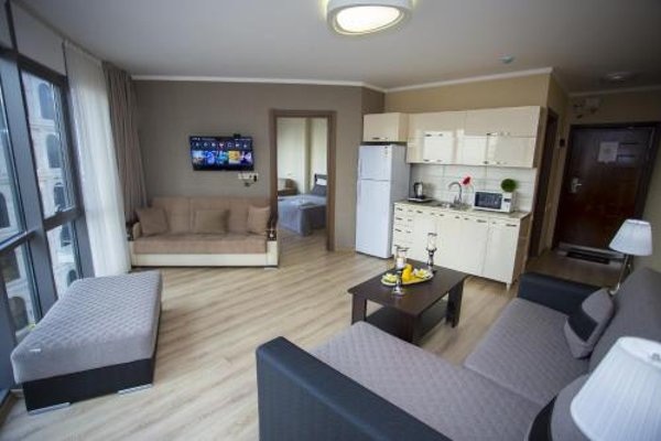 Apartment Natalia Sea Towers - фото 12