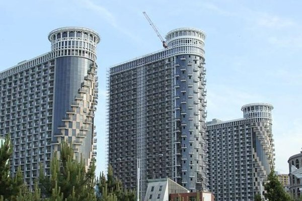 Apartment Natalia Sea Towers - фото 21