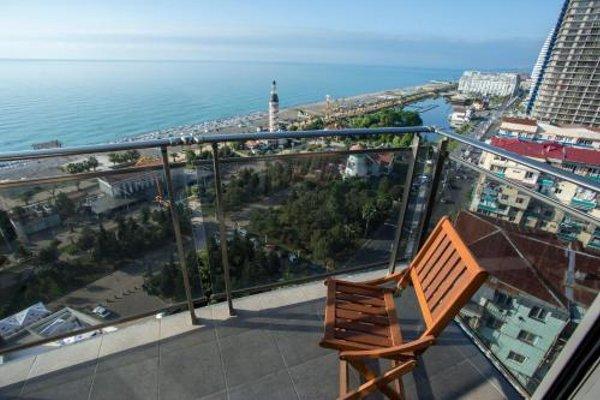 Apartment Natalia Sea Towers - фото 23
