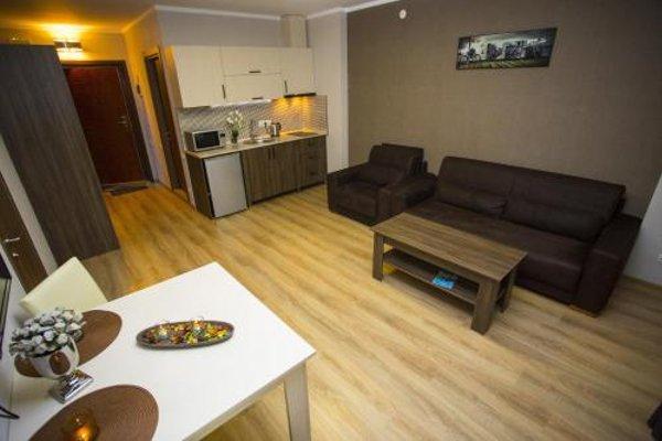 Apartment Natalia Sea Towers - фото 8