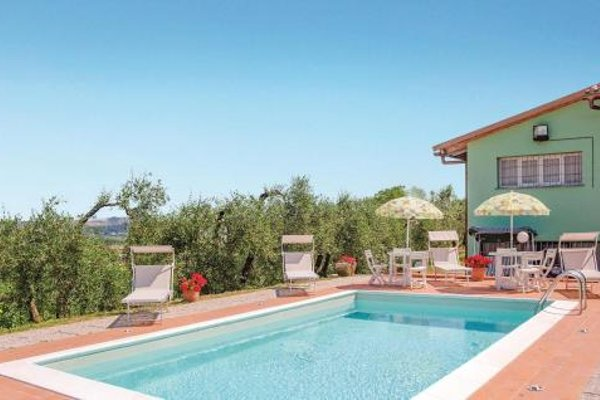Two-Bedroom Holiday home Castelfiorentino with a Fireplace 05 - 13