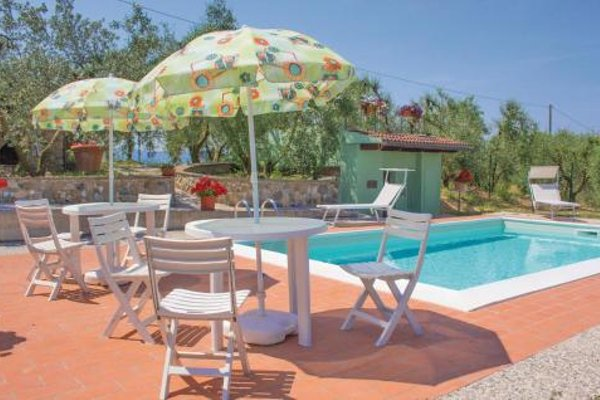 Two-Bedroom Holiday home Castelfiorentino with a Fireplace 05 - 10