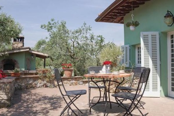 Two-Bedroom Holiday home Castelfiorentino with a Fireplace 05 - 12