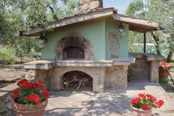 Two-Bedroom Holiday home Castelfiorentino with a Fireplace 05 - фото 13