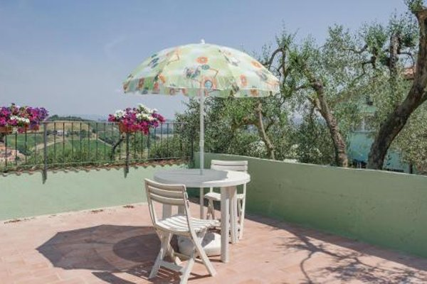 Two-Bedroom Holiday home Castelfiorentino with a Fireplace 05 - фото 15