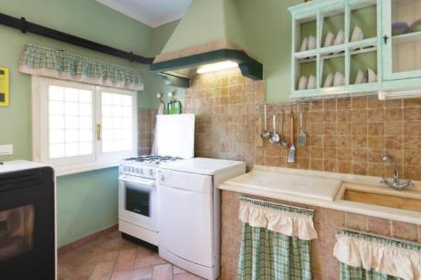 Two-Bedroom Holiday home Castelfiorentino with a Fireplace 05 - фото 17