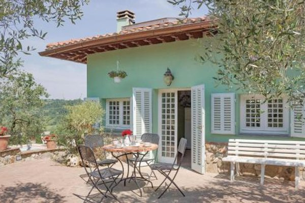 Two-Bedroom Holiday home Castelfiorentino with a Fireplace 05 - 3