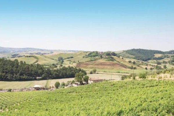 Two-Bedroom Holiday home Castelfiorentino with a Fireplace 05 - 7