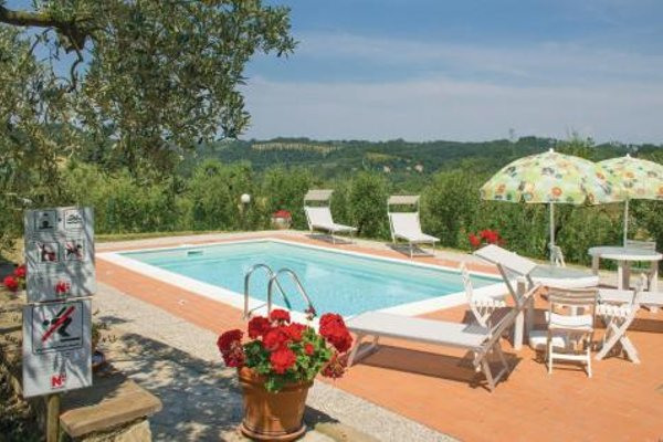 Two-Bedroom Holiday home Castelfiorentino with a Fireplace 05 - 8