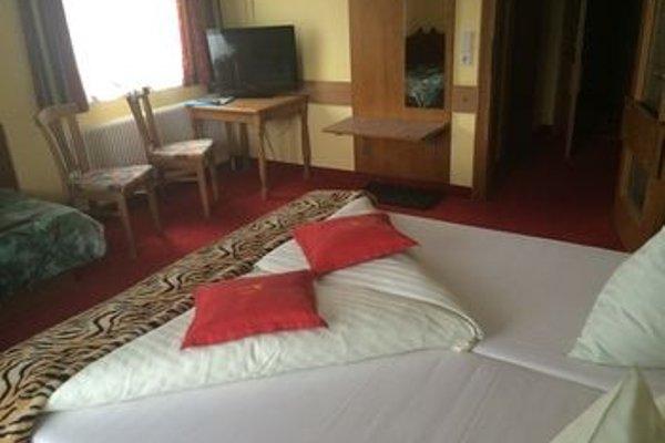 Hotel Wenger Alpenhof - фото 32