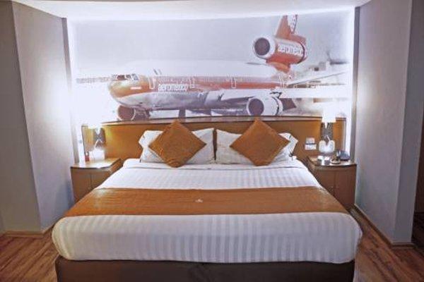Hotel Mexicali - фото 50
