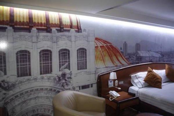Hotel Mexicali - фото 10