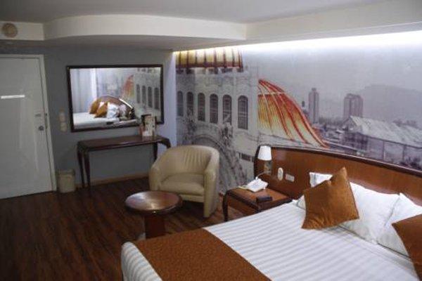 Hotel Mexicali - фото 7