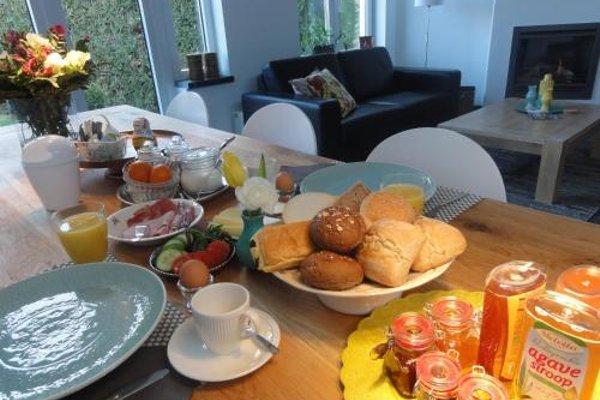 Апарт-отель типа «постель и завтрак» - фото 17