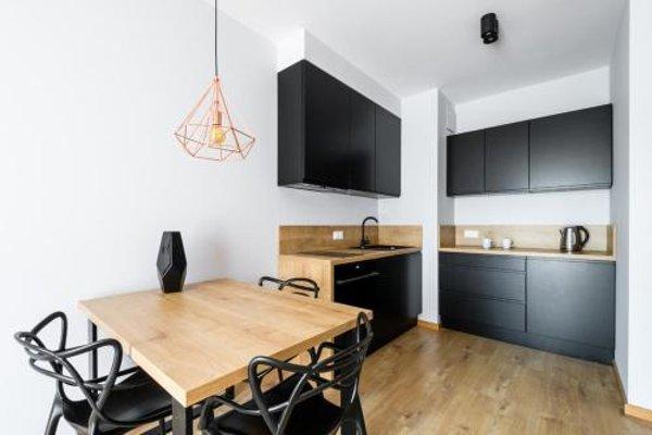 Siedmiogrodzka Residence Inter Apartments - фото 12