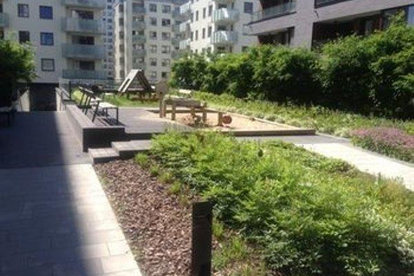 Siedmiogrodzka Residence Inter Apartments - фото 21