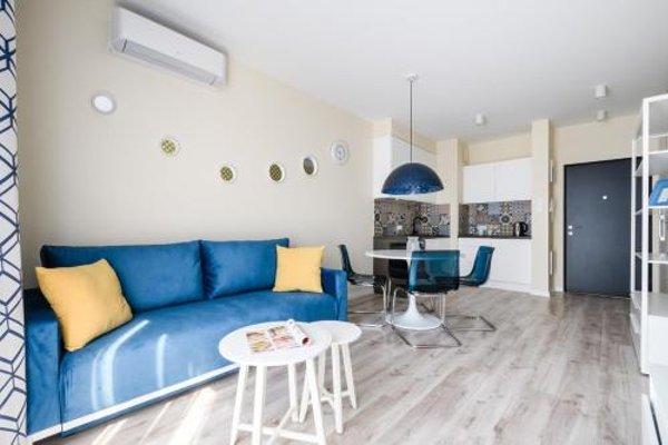 Siedmiogrodzka Residence Inter Apartments - фото 6