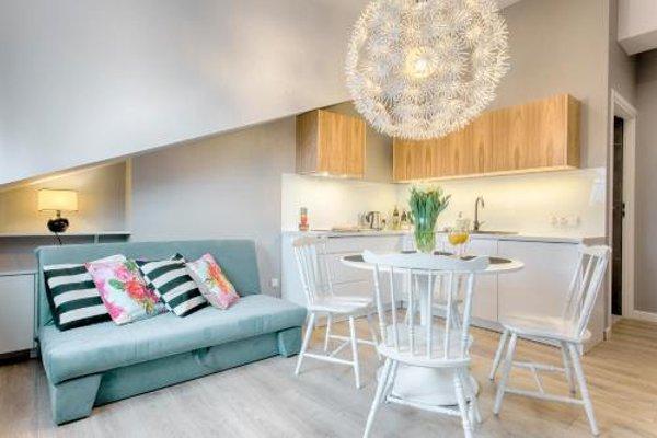 Tyzenhauz Apartments - фото 18