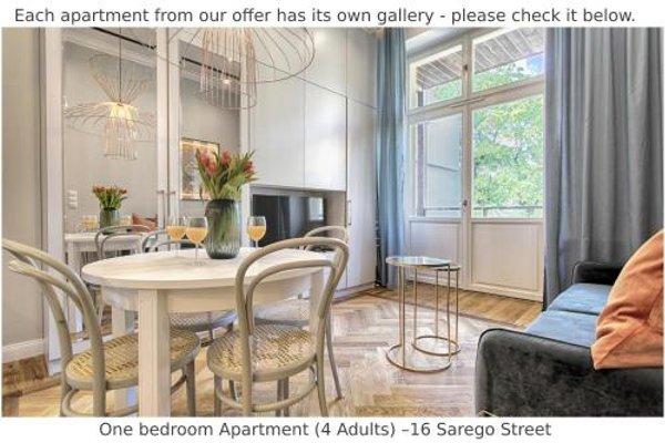 Tyzenhauz Apartments - фото 19