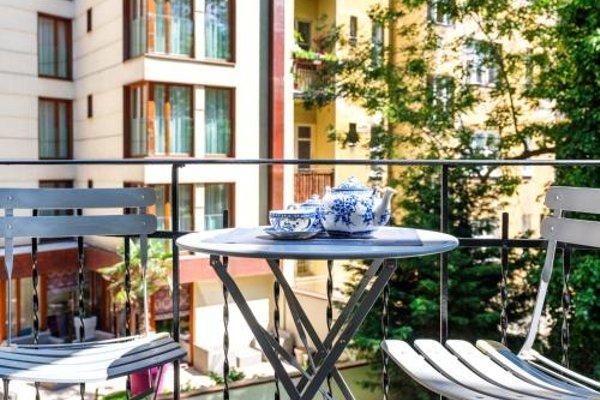 Tyzenhauz Apartments - фото 23