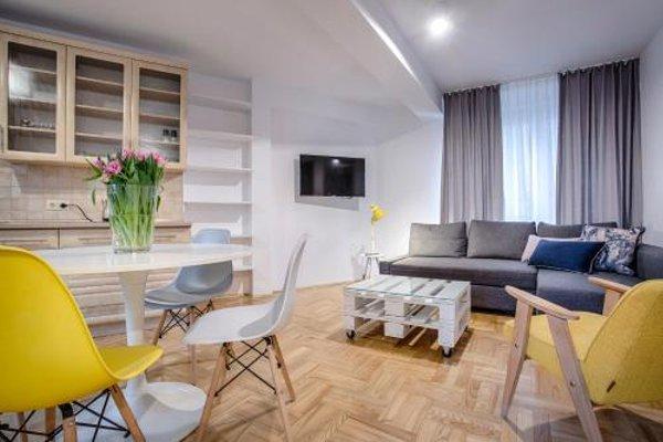 Tyzenhauz Apartments - фото 6