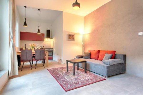Tyzenhauz Apartments - фото 7