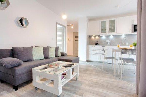 Tyzenhauz Apartments - фото 8