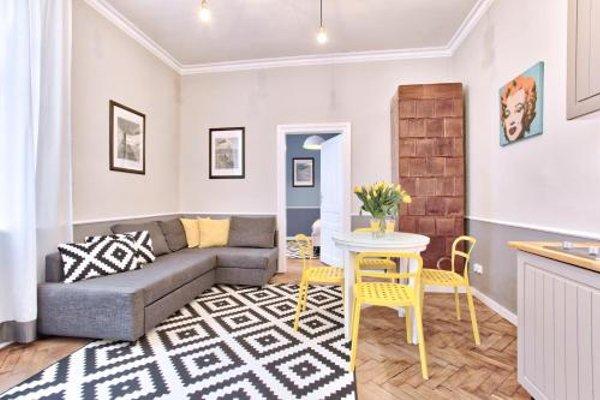 Tyzenhauz Apartments - фото 9