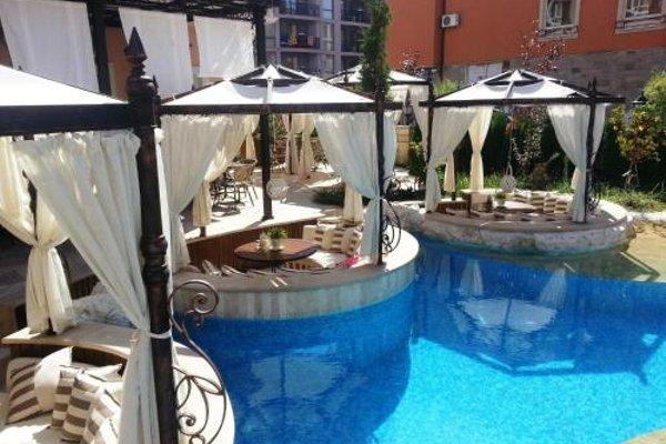Menada Romance Marine Apartments - фото 15