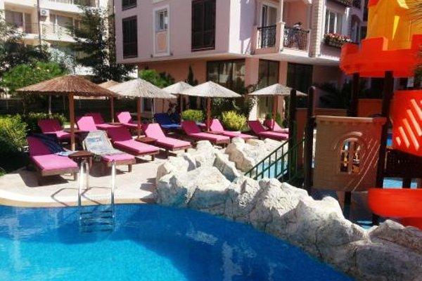 Menada Romance Marine Apartments - фото 16