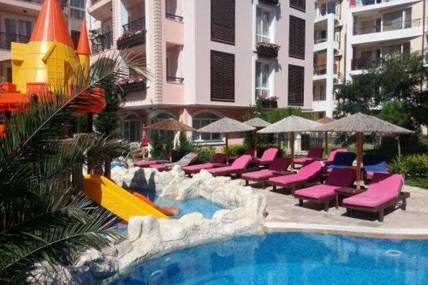 Menada Romance Marine Apartments - фото 17