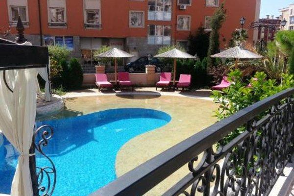 Menada Romance Marine Apartments - фото 19