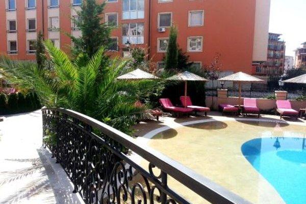 Menada Romance Marine Apartments - фото 22