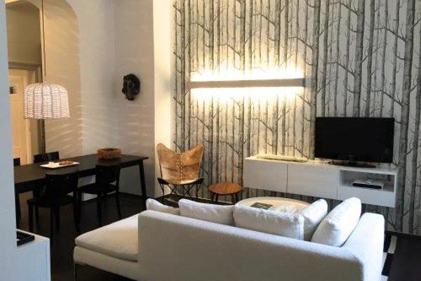 Sanbona - Designerapartment deluxe - фото 20