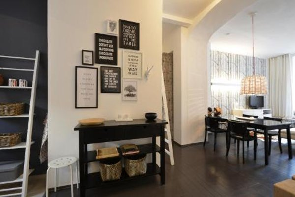 Sanbona - Designerapartment deluxe - фото 17