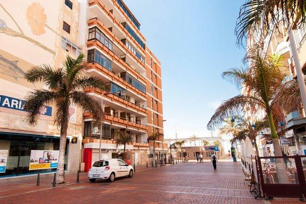 Beach Apartment in Las Palmas - 12
