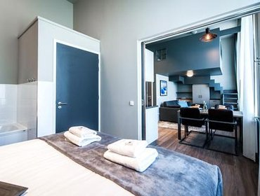 Апартаменты Yays Oostenburgergracht Concierged Boutique Apartments