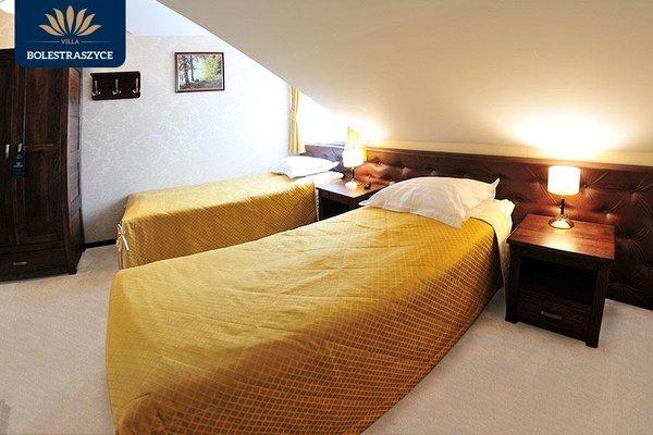 Hotel Villa Bolestraszyce - фото 50