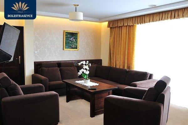 Hotel Villa Bolestraszyce - фото 11