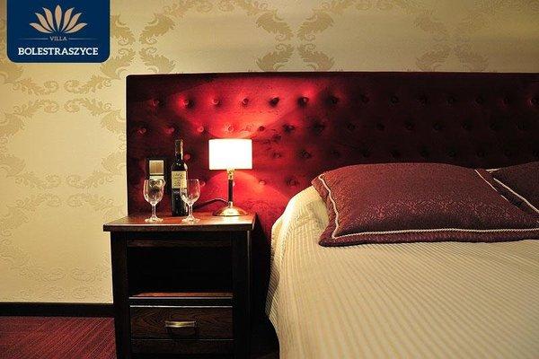 Hotel Villa Bolestraszyce - фото 7