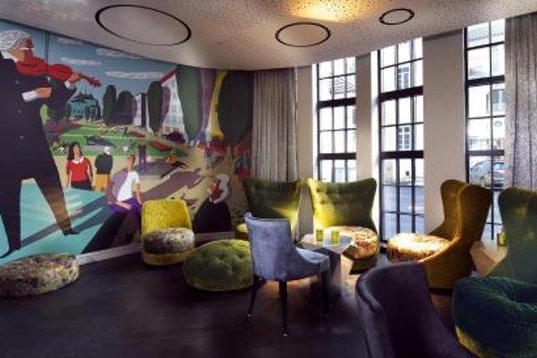 Hotel Oleana - 8