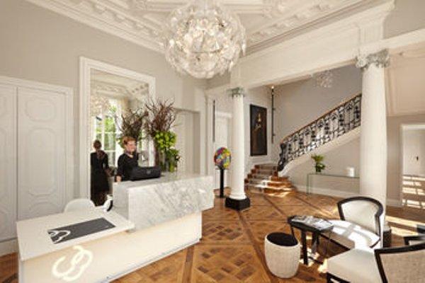 Clarance Hotel Lille - фото 17