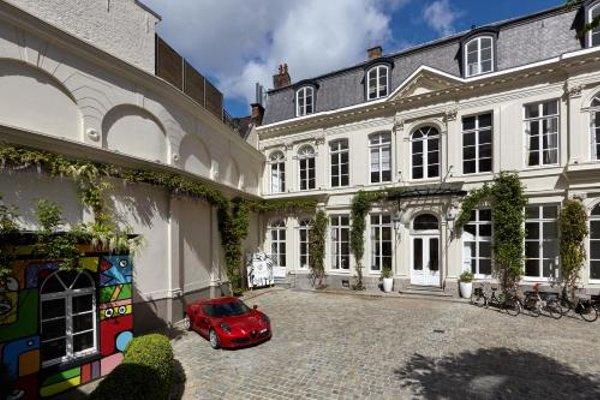 Clarance Hotel Lille - фото 19
