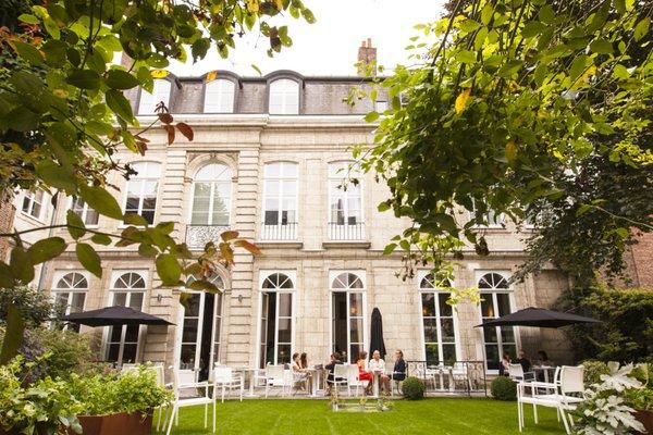 Clarance Hotel Lille - фото 22