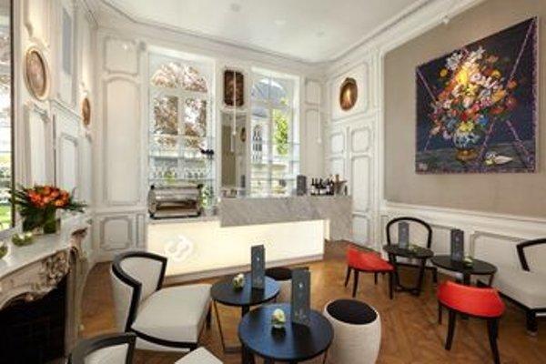 Clarance Hotel Lille - фото 8