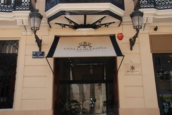 Hotel San Lorenzo Boutique - фото 18