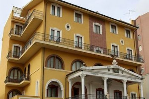 Euro Hotel Iglesias - фото 22
