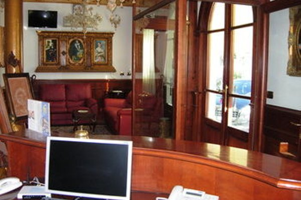Euro Hotel Iglesias - фото 3