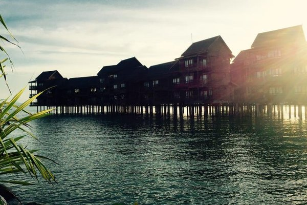 Raudhah Palace at Langkawi Lagoon Resort - фото 5
